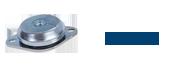 Schwingungsdämpfer für Wärmepumpen-Kompressoren