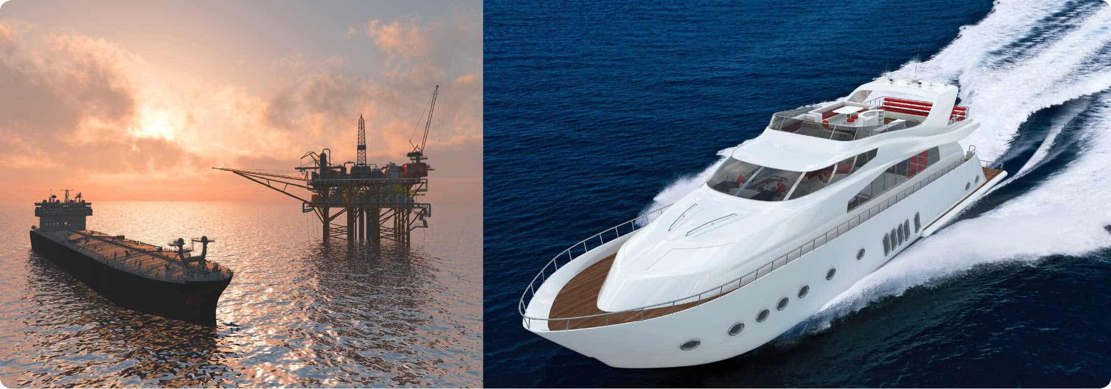 Schwingungsdämpfer Schiffe