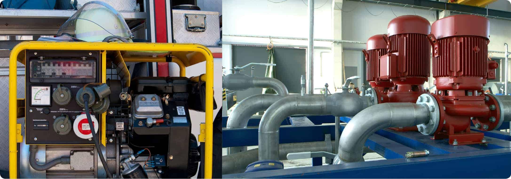 Schwingungsdämpfer Motor Kompressor
