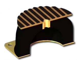 Vibration damper STS Schwingungstechnik